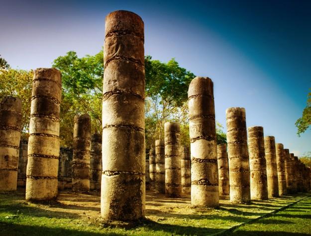 Säulen-gr