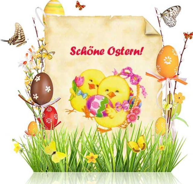 Schöne Osterfeiertage Für Dich Daniela C Szasz Trainerin Für